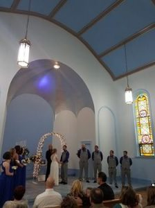 Elegant Wedding Chapel in Shelbyville, IL