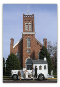 Non Denominational Wedding Minister in Shelbyville, IL